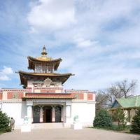 Цаган-Аманский Хурул (Буддийский храм)
