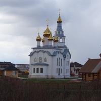 Церковь Преображения Пресвятой Богородицы