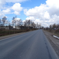 Дорога в Пионер