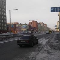 Улица Талнахская