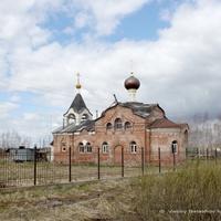 Церковь Анны Кашинской в пос. Кузнецы