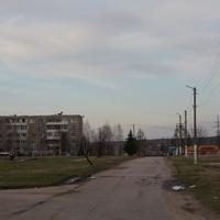 Улица Ракетчиков