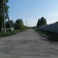 2 мая 2016.Переулок Гагарина.Вид на юг от улицы Воровского.