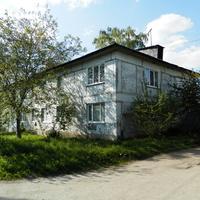 2 мая 2016.Жилой дом на ул. Воровского.