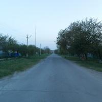 2 мая 2016.Улица  Энгельса.Вид на юг от ул. Воровского.
