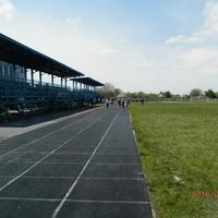 3 мая 2016.Стадион ДЮСШ.Чемпионат области по легкоатлетическому четырёхборью среди учащихся.