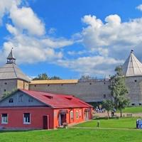 Староладожская крепость. Пос. Старая Ладога