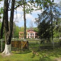 Кореневка, усадебный дом конца 19 века