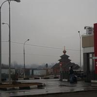Пребодобного Моисея Мурина храм-часовня