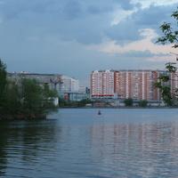 Цементный элеватор, район Печатники, улица Гурьянова
