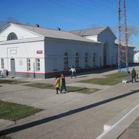 ж.д. станция Пашия