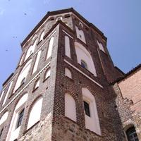 Мирский замок. башня