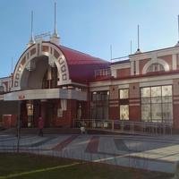 ЖД станция Сеятель в Академгородке