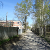 Улица Юрия Пасторова