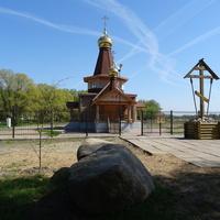 Храм Святителя Серафима Тримифунтского