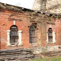 Село Авдулово, Покровский храм