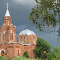 Церковь Успения Пресвятой Богородицы а Ловецких Борках