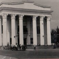 Дом культуры 60-е
