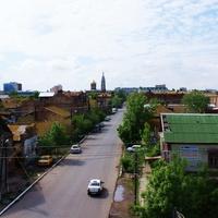 Улицы Астрахани.