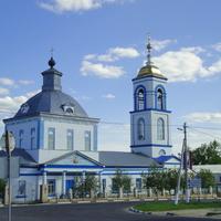Казанская церковь г. Сасово