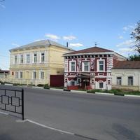 Военкомат ул. Ленина г. Сасово