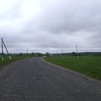 въездная дорога в Швабы