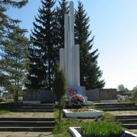 Памятник погибшим в Великой Отечественной войне. Владимир, МКР Лунево