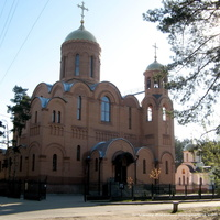 Церковь Воскресения Христова на Судогодском шоссе во Владимире, Заклязьминский МКР