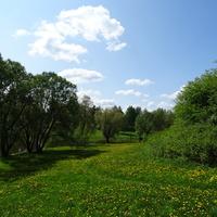 Парк Мариенталь