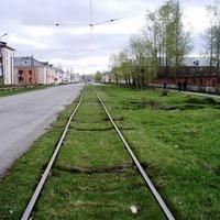 трамвайная линия в Волчанск