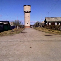 водопроводная башня, 4-й разрез