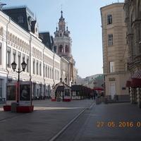 ул.никольская
