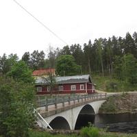 Верла, мост