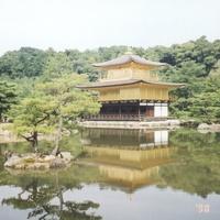 Киото. Золотой павильон.