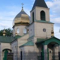 Синельниково.05.06.2016.Свято-Николаевский храм.