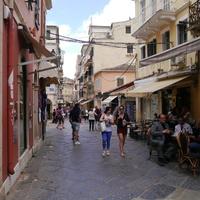 Керкира, столица о. Корфу