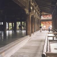 Киото. Императорский дворец.
