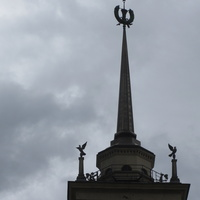 Московский проспект, фрагмент здания