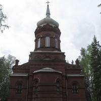 Православная церковь города Коувола