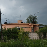 Очистные на Люберецкой улице