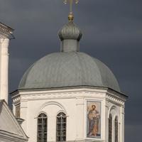 Калач (Воронежская облась). Церковь Вознесения Господня. 21 августа 2009 года