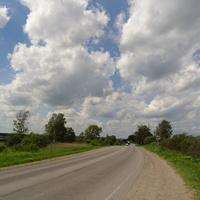 Окрестности посёлка