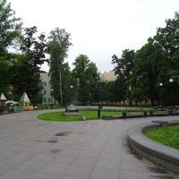 Сквер композитора Андрея Петрова