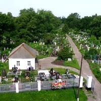 Кладбище на Орле