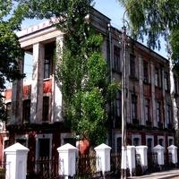 Смелянский техникум пищевой промышленности(старый корпус).