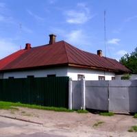 Старинная Смела-улица семьи Бобринских.