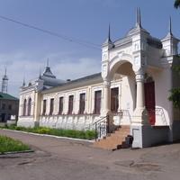 Дом Санкт-Петербургского ссудного банка 1909г-сейчас краеведческий музей