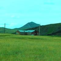 Гора Алдай .