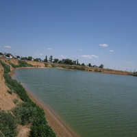 Речка Большой Караман
