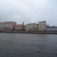 Пироговская набережная